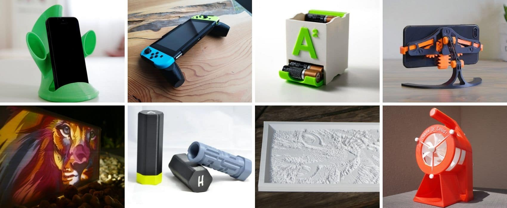 25 Cool 3D print Ideas