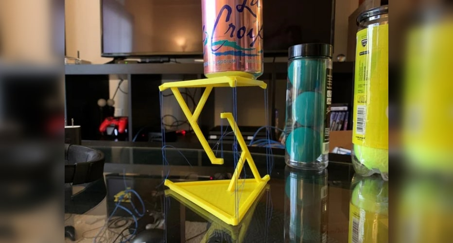 impossible table 3D print